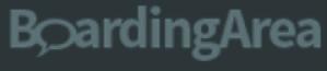 borading area